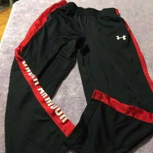 Under armor pants